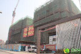 财智天地实景图(2014.8.14)