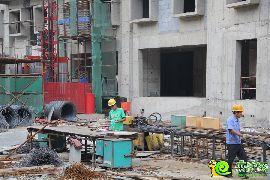 新城国际实景图(2014.08.13)