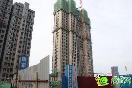 阳光苑工程进度实景图(2014.8.7)