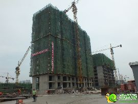 盛瑞华庭实景图(2014.8.12