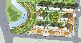 龙仕·公园里规划图