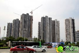 宝盛花语城实景图(2014.8.10)