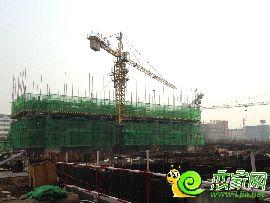 盛瑞华庭东区实景图(2014.8.19)
