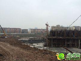 站南旺角4#和5#楼正在建设地基(2014.09.14)