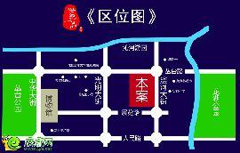 邯郸世纪一品区位图