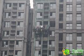 阳光苑工程进度实景图(2014.9.14)