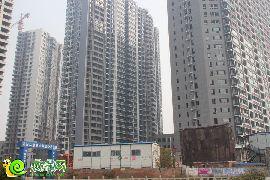 宝盛花语城实景图(2014.10.22)