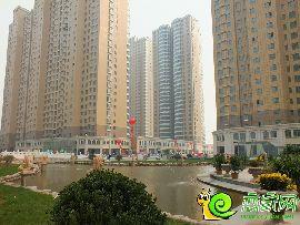 汉成华都实景图(2014.10.15)