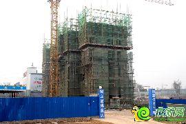 江南锦苑6#楼实景图(2014.10.10)