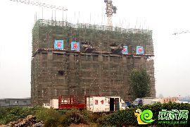 江南锦苑9#楼实景图(2014.10.10)