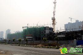 赵都新城17S地实景图(2014.10.22)