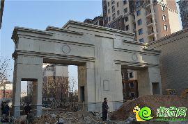 赵都新城S8缇香花舍实景图(2014.11.18)