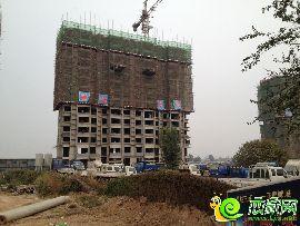 项目9#楼实景图(2014.11.8)