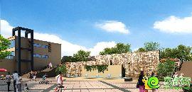 神山时代广场效果图