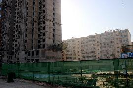 宜家花园工程实景(2014.11.13)