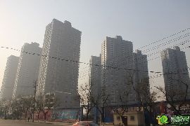 宝盛花语城实景图(2014.12.25)