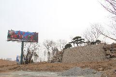 阳光东尚实景(2015.1.30)