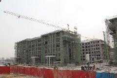 阳光东尚工程进度(2015.1.30)
