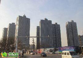 宝盛花语城实景图(2015.02.06)