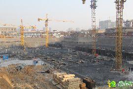 阳光新卓广场住宅实景图(2015.01.17)