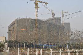 億順博奧大廈工程實景(2015.1.21)