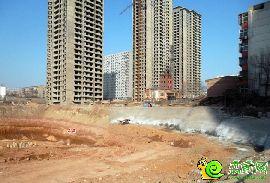 盛锦花园一期实景图(2015.02.07)