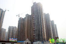 汉成华都实景图(2015.3.11)
