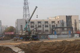 盛瑞华庭西区实景图(2015.3.13)