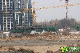 锦绣江南20#楼开始建地上一层(2015.03.14)