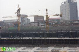阳光新卓广场实景图(2015.03.23)