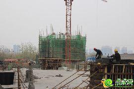 锦绣江南25#楼出地面3(2015.03.25)