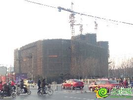 億順博奧大廈工程實景(2015.3.04)