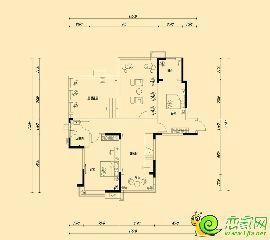 西苑5#楼西户100�O