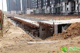 华信山水文苑二期实景图(2015.04.23)