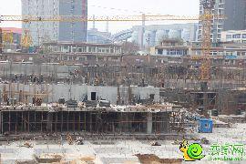 阳光新卓广场实景图(2015.04.07)