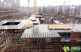 阳光新卓广场实景图(2015.04.13)
