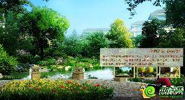 阳光东尚花园效果图