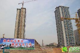 盛锦花园一期实景图(2015.05.22)