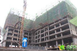 智汇城实景图(2015.05.27)