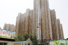 汉成华都4号楼实景图(2015.06.05)