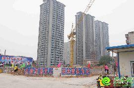 盛锦花园一期实景图(2015.06.02)