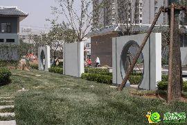 锦绣江南一期园林实景(2015.06.05)