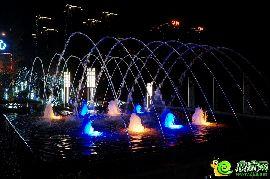 铂尔缦国际公馆夜景图(2015.06.09)
