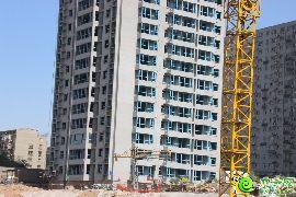 盛锦花园一期实景图(2015.06.12)