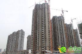 枫景华庭工地实景(2015.06.16)