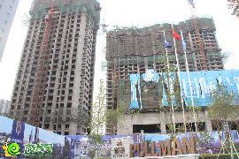 铂尔缦国际公馆实景图(2015.06.20)