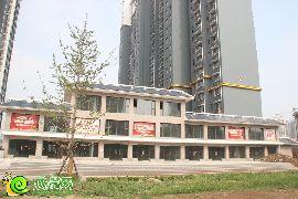 锦绣江南临街商业实景(2015.06.26)