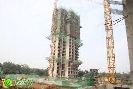 锦绣江南25#楼出地面19层(2015.06.26)