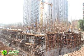 盛锦花园二期实景图(2015.06.26)