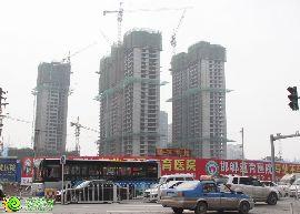 铂尔缦国际公馆实景图(2015.06.26)